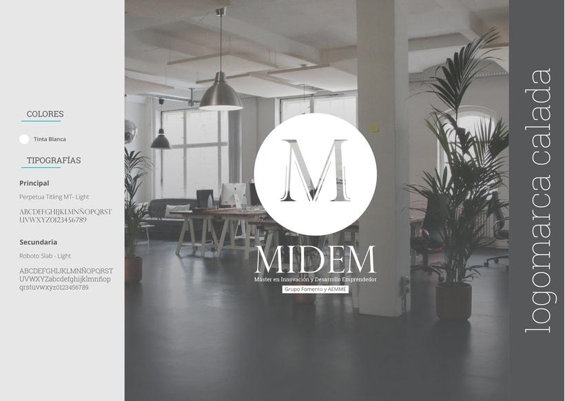 Imagen Corporativa - MIDEM 4