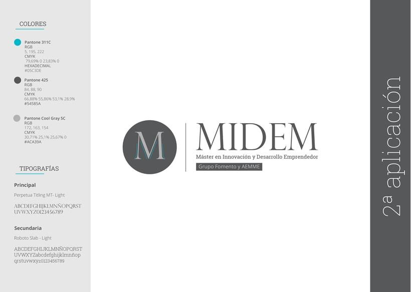 Imagen Corporativa - MIDEM 5
