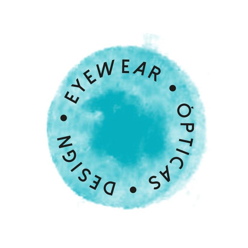 Identidad Corporativa Eyewear Ópticas 3