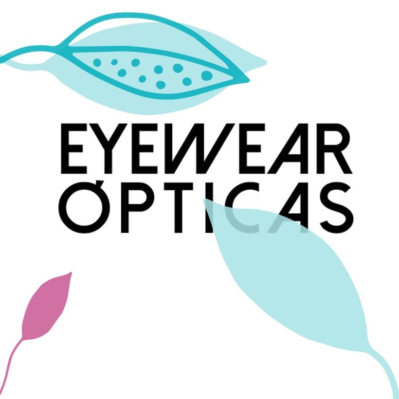Identidad Corporativa Eyewear Ópticas 4