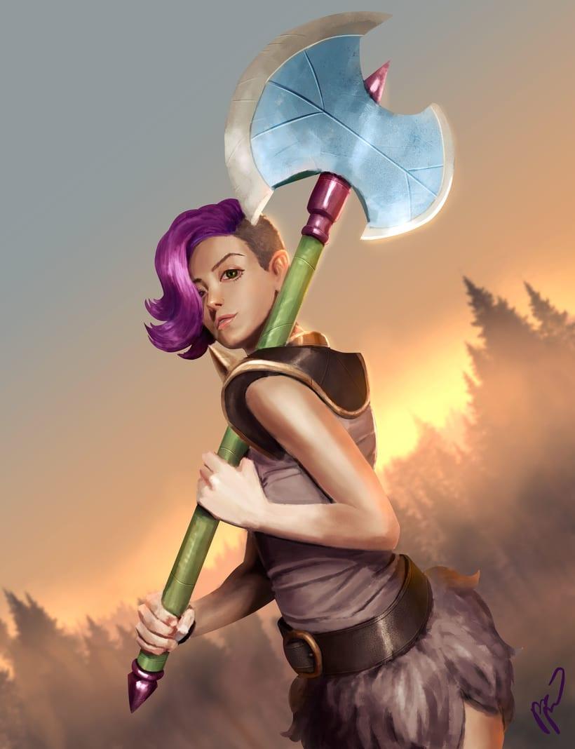 Helmi - Viking Tales 0