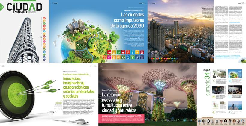 Revista Ciudad Sostenible 34 0
