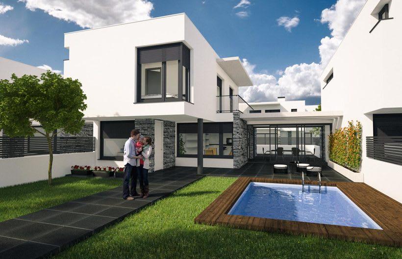 Renders arquitectura 1
