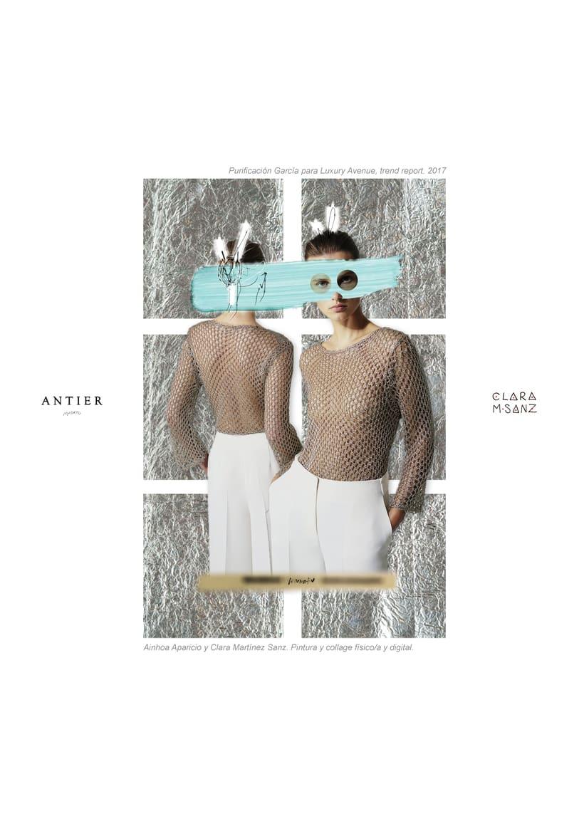 trend report for LUXURY AVENUE 2017 w/ Antier 2