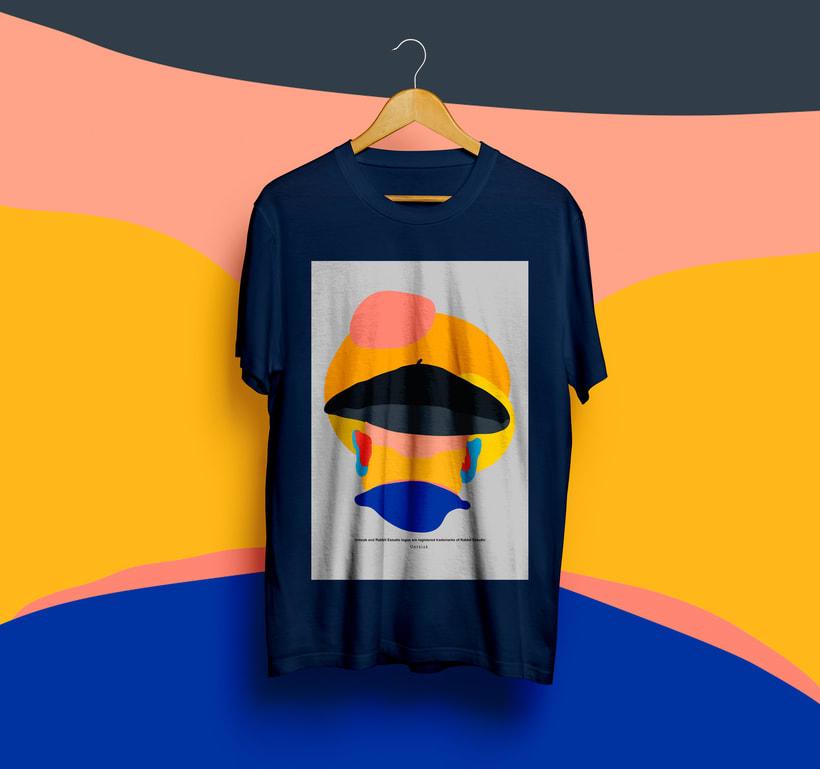 Camisetas I T-Shirts 4