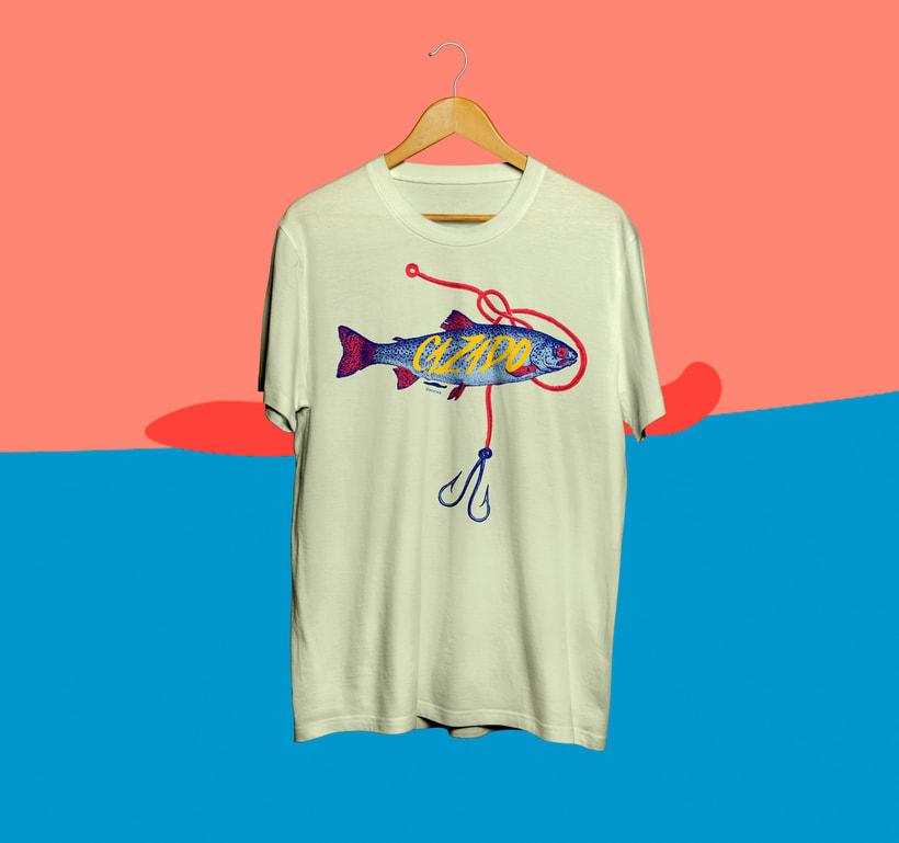 Camisetas I T-Shirts 5