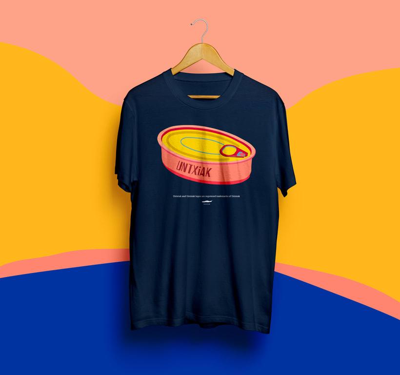 Camisetas I T-Shirts 8