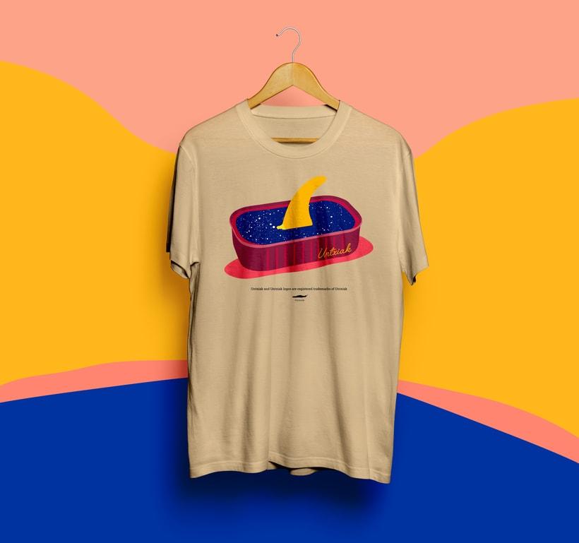 Camisetas I T-Shirts 9
