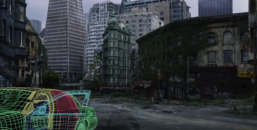 Dawn of the Planet of the Apes - Layout & Set Dressing 2