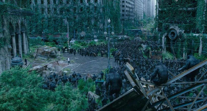 Dawn of the Planet of the Apes - Layout & Set Dressing 0