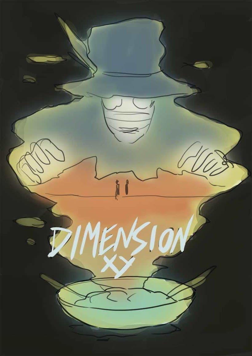 LA DIMENSIÓN XY 0