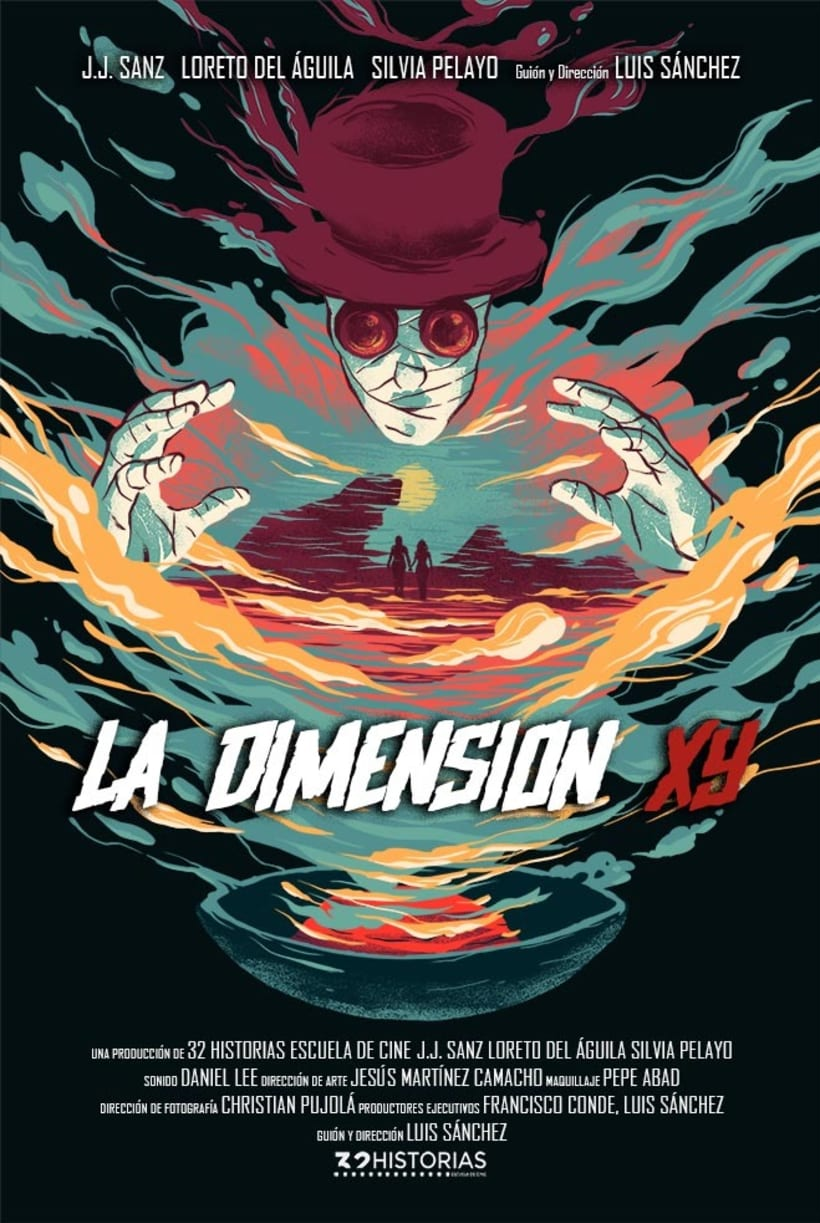 LA DIMENSIÓN XY 2