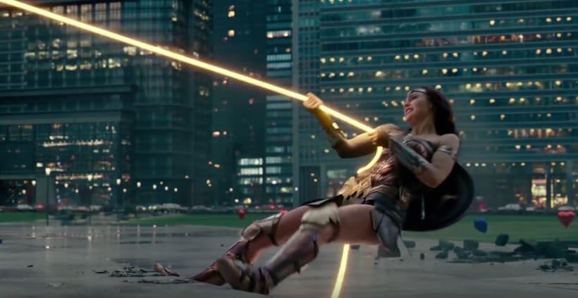 Justice League - Layout  4