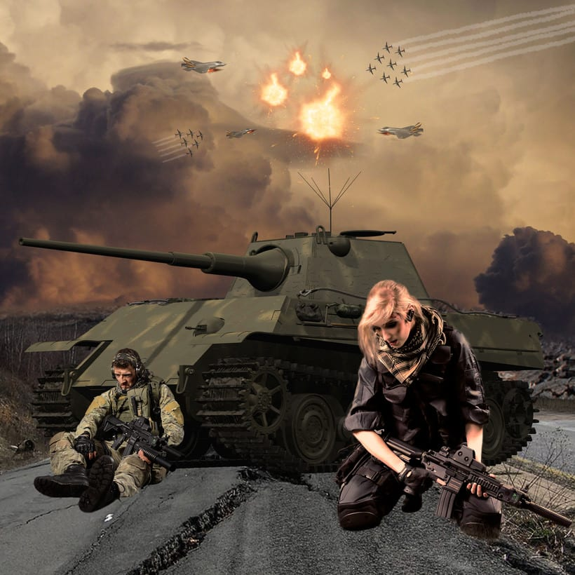 War Never Is Good....Until You Play Call of Duty 3