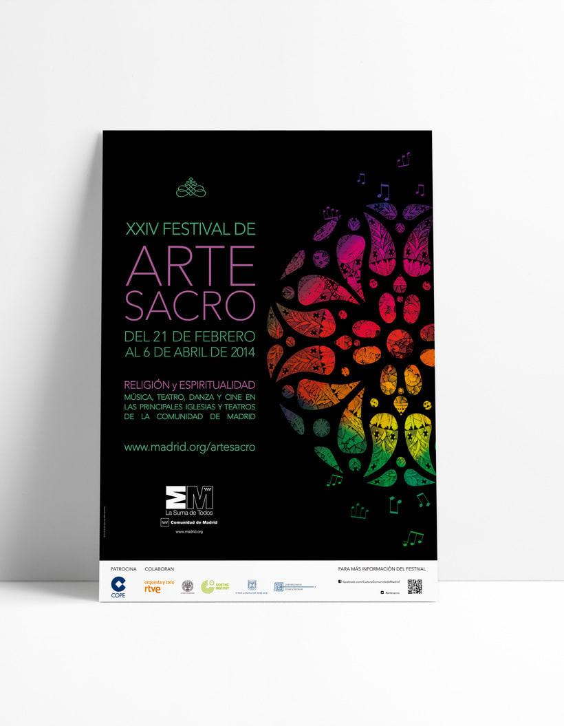 Comunidad de Madrid - Arte Sacro 1
