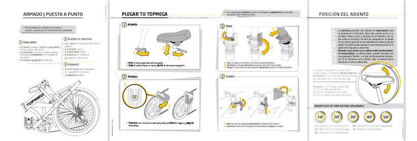 Manual de Usuario Topmega Folding 2