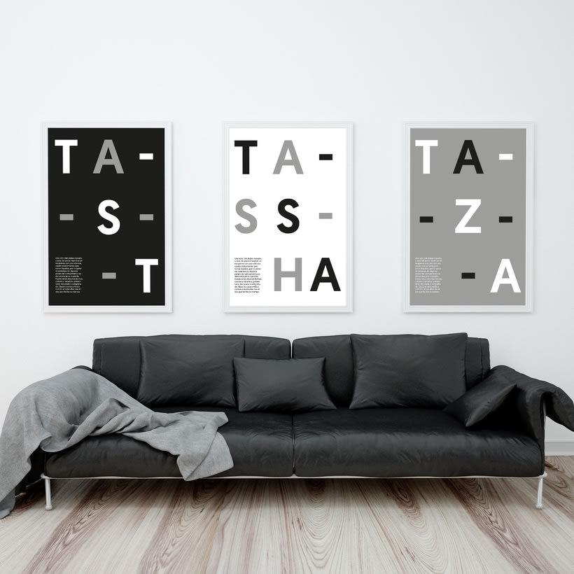 """Cartelería. Concepto e historia de la palabra """"taza"""" 5"""
