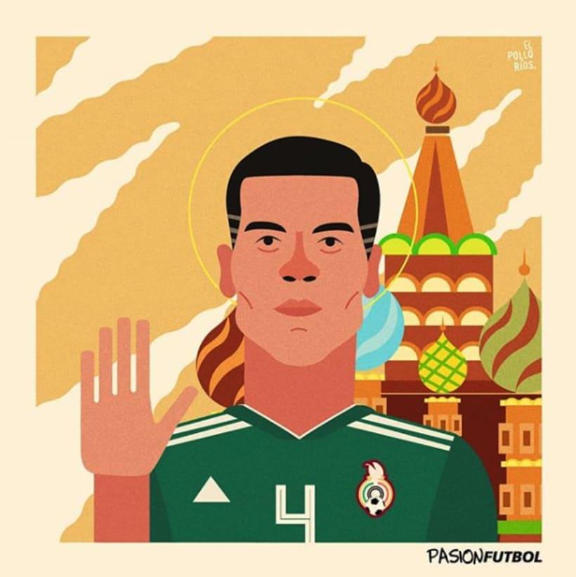 Ilustraciones Pasión Futbol 0