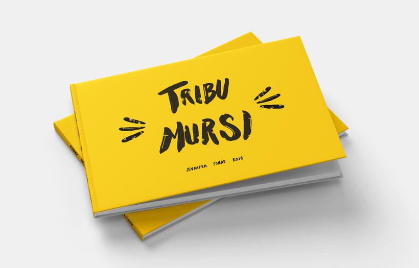 Tribu Mursi. Libro de viaje. 0