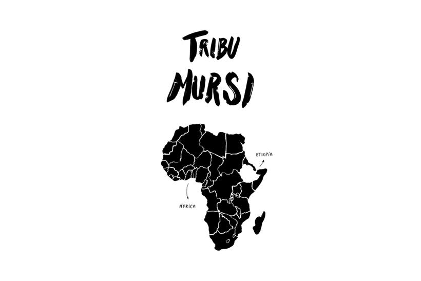 Tribu Mursi. Libro de viaje. 4