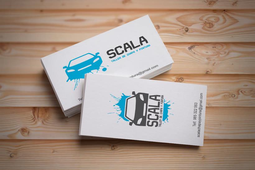 Scala - taller de chapa y pintura 3