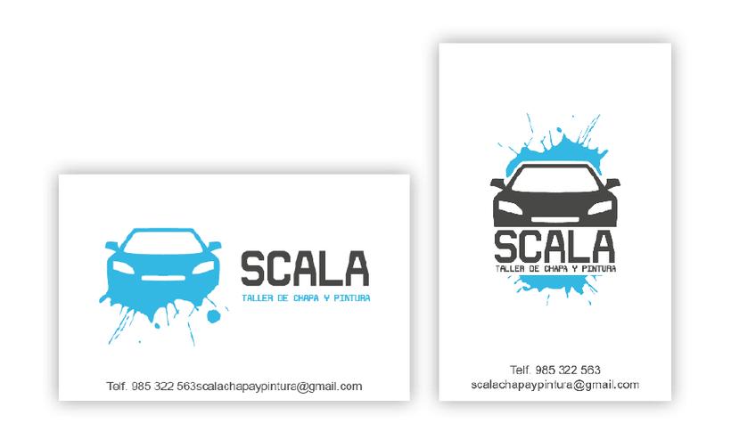 Scala - taller de chapa y pintura 2