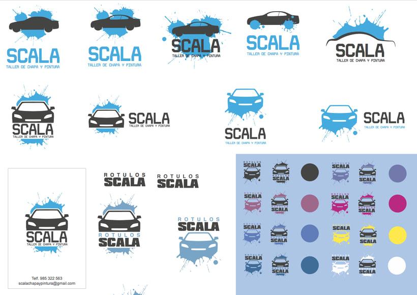 Scala - taller de chapa y pintura 1