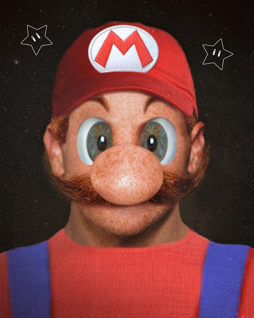 Mario 3D 0