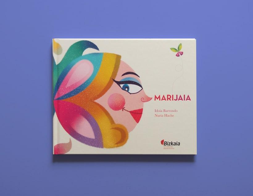 MARIJAIA - Libro ilustrado 0