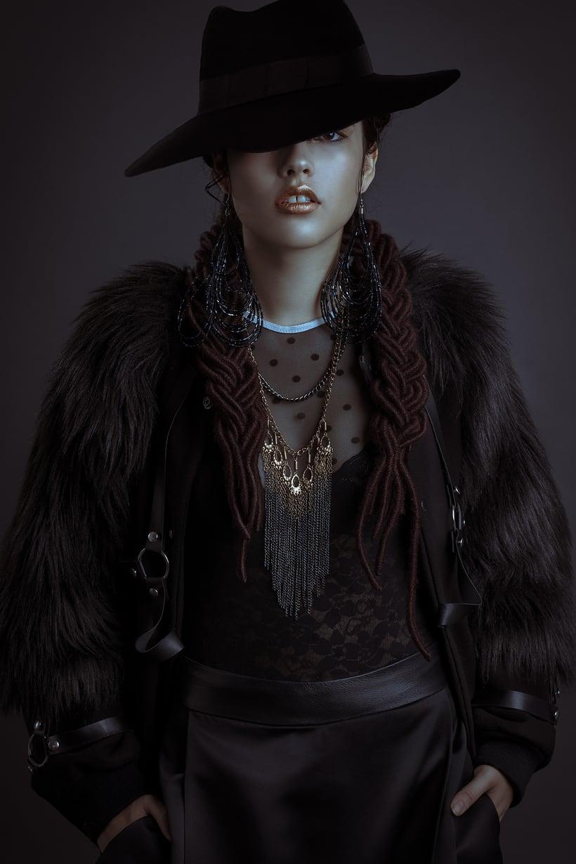 Mi Proyecto del curso: Fotografía de moda y retoque digital 0