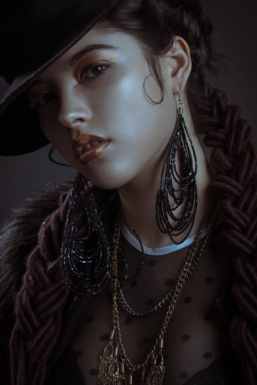 Mi Proyecto del curso: Fotografía de moda y retoque digital 2