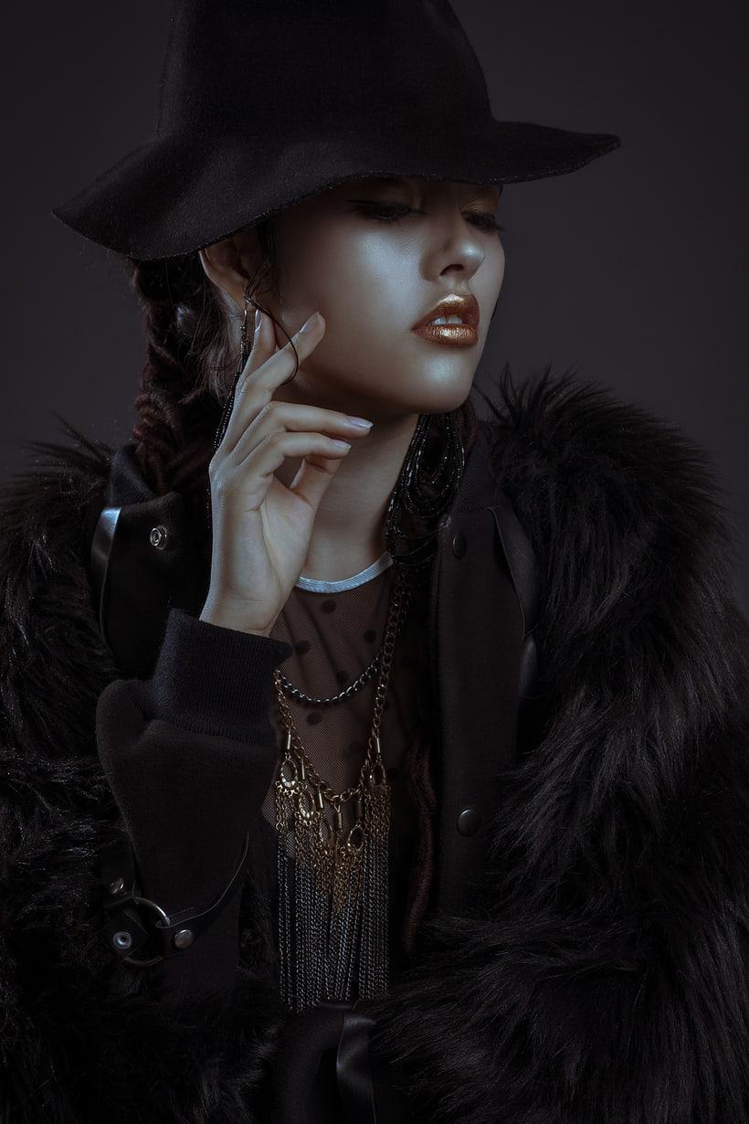 Mi Proyecto del curso: Fotografía de moda y retoque digital 3
