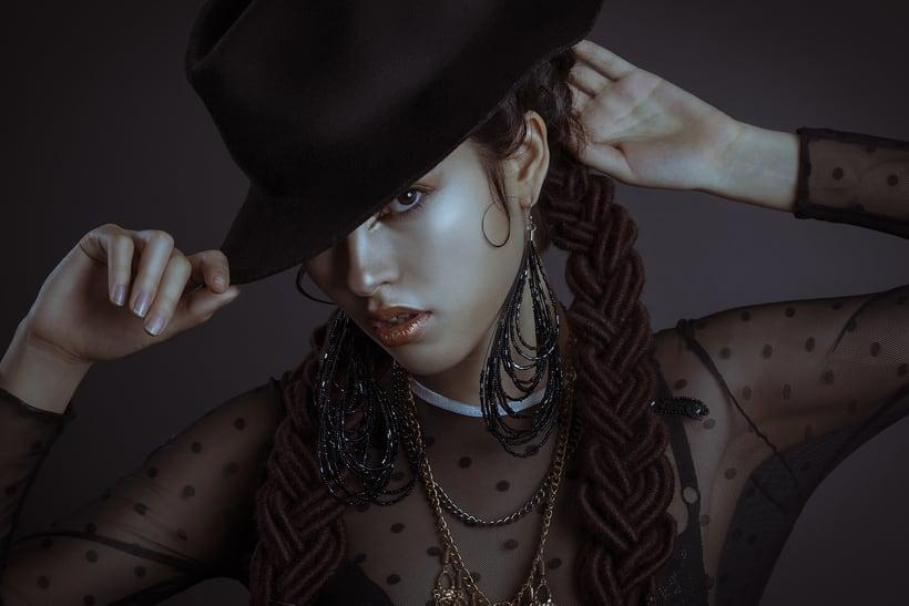 Mi Proyecto del curso: Fotografía de moda y retoque digital 6