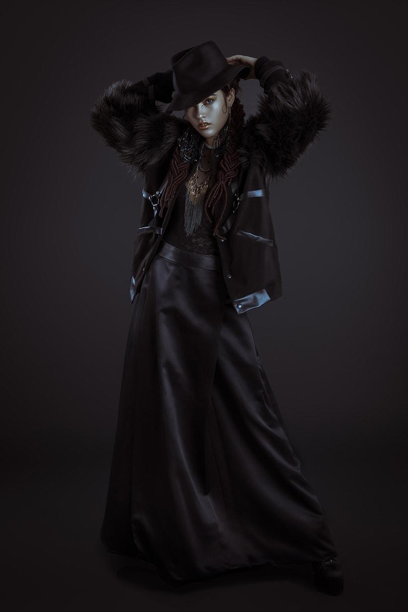 Mi Proyecto del curso: Fotografía de moda y retoque digital 8