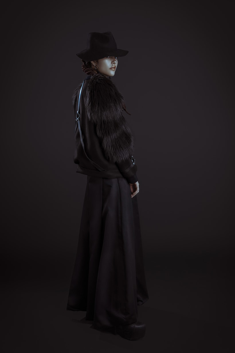 Mi Proyecto del curso: Fotografía de moda y retoque digital 9