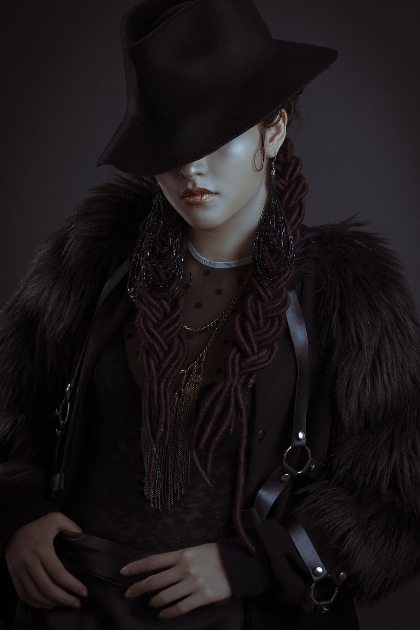 Mi Proyecto del curso: Fotografía de moda y retoque digital 10