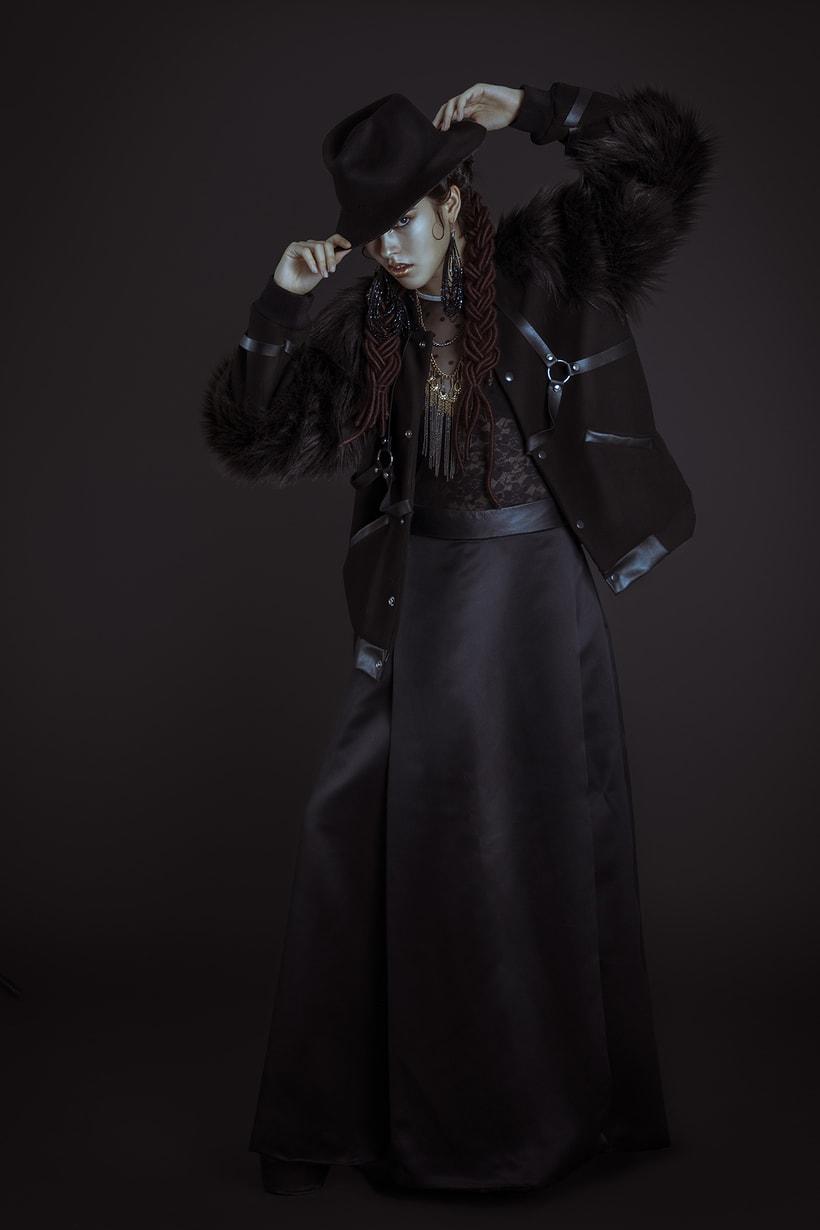 Mi Proyecto del curso: Fotografía de moda y retoque digital 12