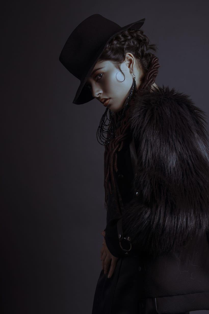 Mi Proyecto del curso: Fotografía de moda y retoque digital 13