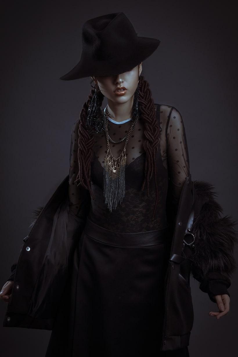 Mi Proyecto del curso: Fotografía de moda y retoque digital 14