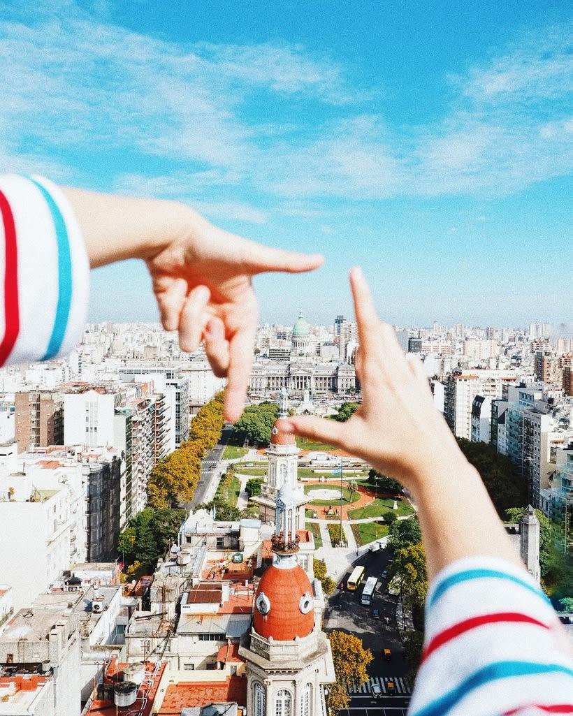 Visit Argentina 1
