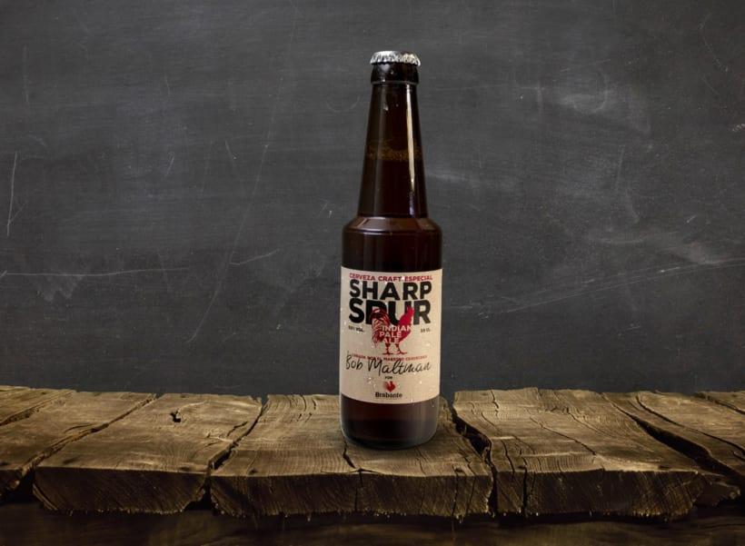 SHARP SPUR -1