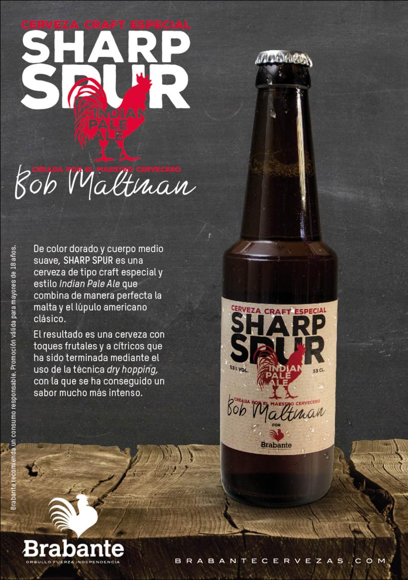 SHARP SPUR 1