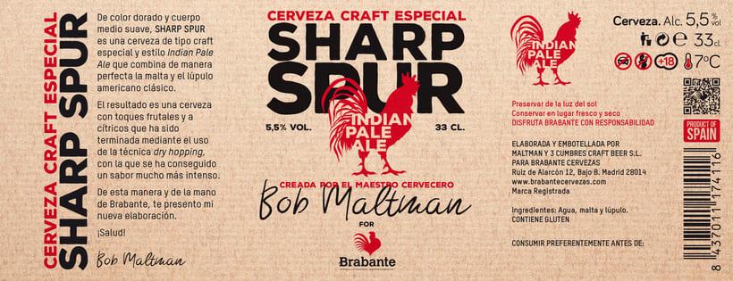 SHARP SPUR 2