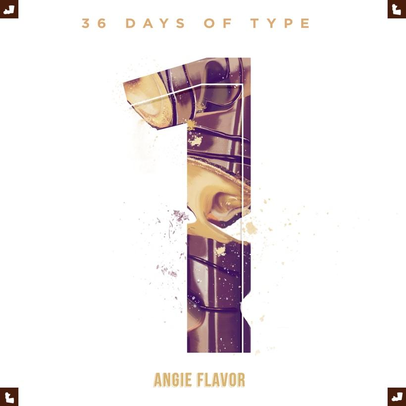 36 days of type INSTAGRAM CHALLENGE 0