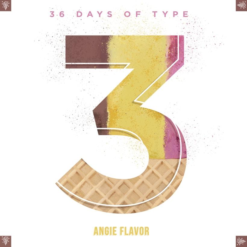 36 days of type INSTAGRAM CHALLENGE 2