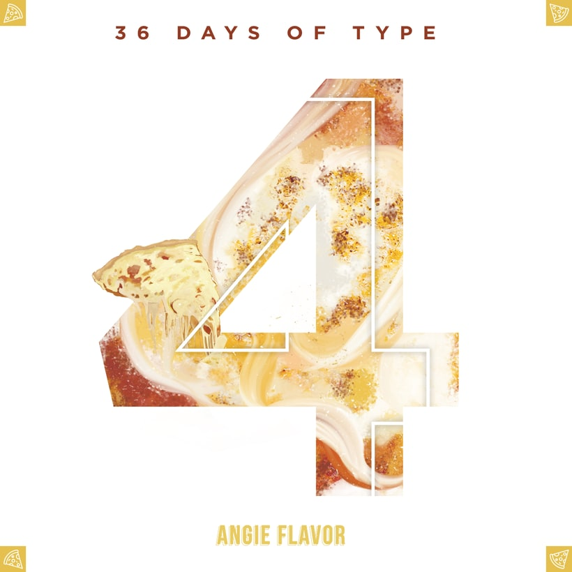 36 days of type INSTAGRAM CHALLENGE 3