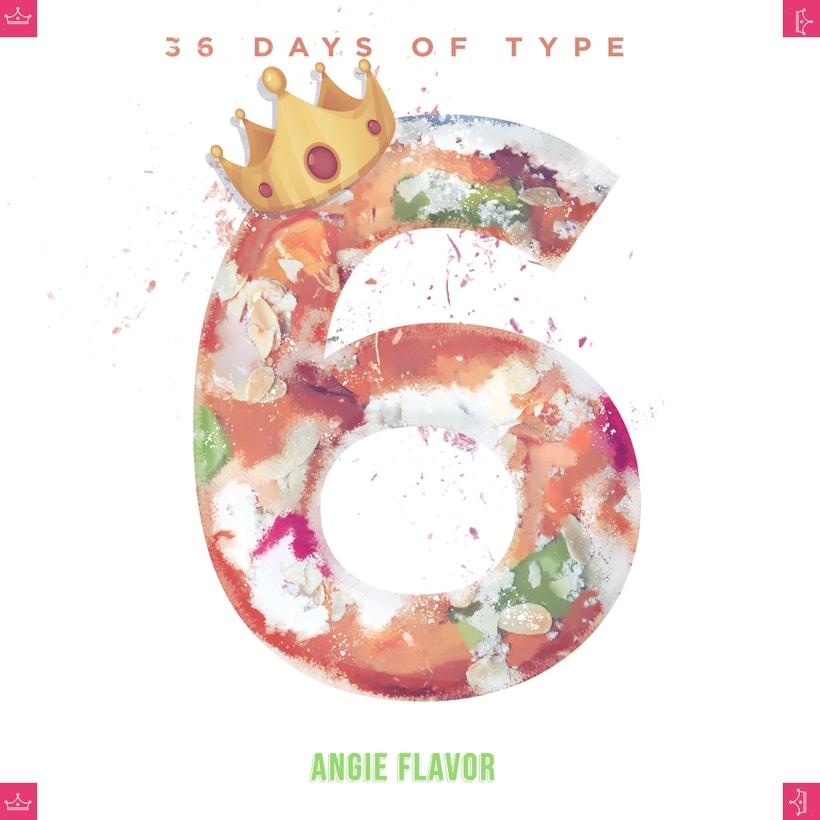 36 days of type INSTAGRAM CHALLENGE 5