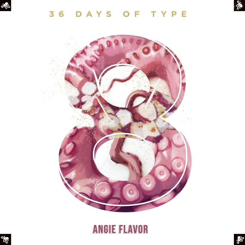 36 days of type INSTAGRAM CHALLENGE 7