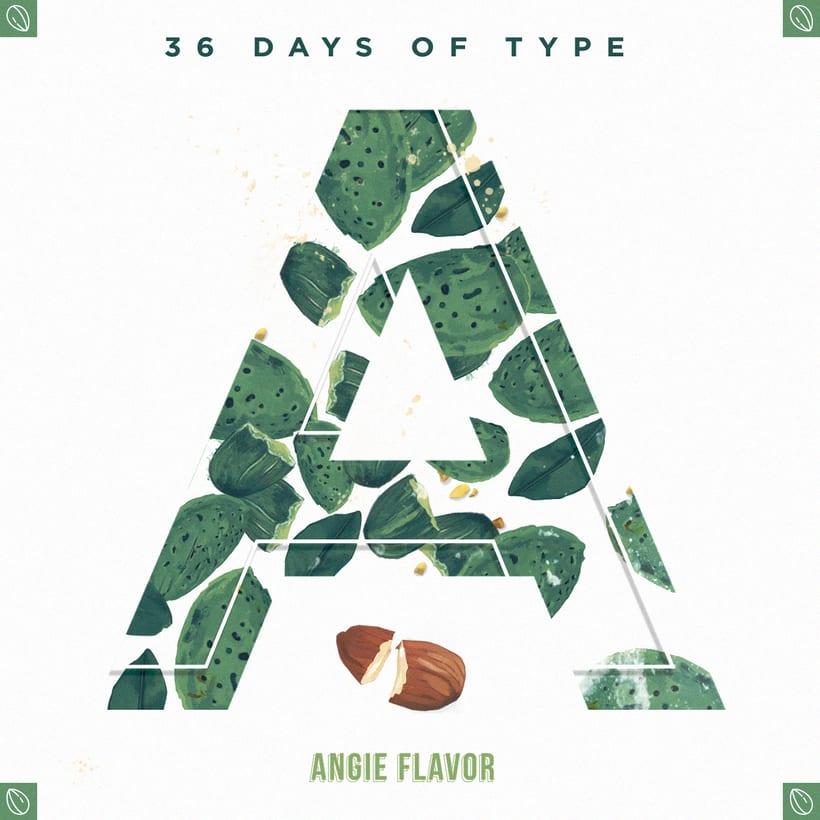 36 days of type INSTAGRAM CHALLENGE 9