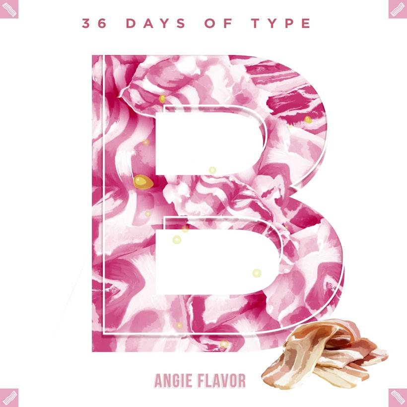 36 days of type INSTAGRAM CHALLENGE 10